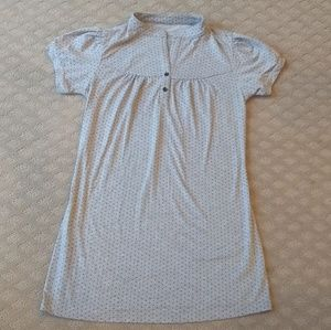 New listing! Maternity polka dot henley